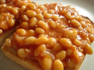 Beans & bread